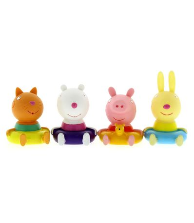 Peppa-Pig-Pack-personnages-Peppa-and-Friends