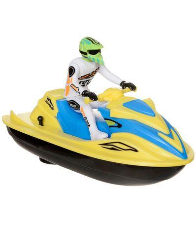 Bicicleta-Aquatica-para-Criancas-Amarelo