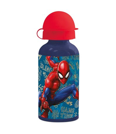 Garrafa-de-aluminio-400-Ml-New-Spiderman