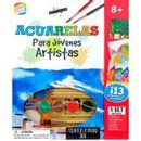 Pintura-Acuarelas-Petit-Picasso