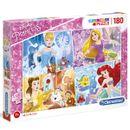 Princesses-Disney-Puzzle-180-Pieces
