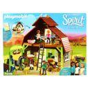 Playmobil-Spirit-Riding-Free-Establo