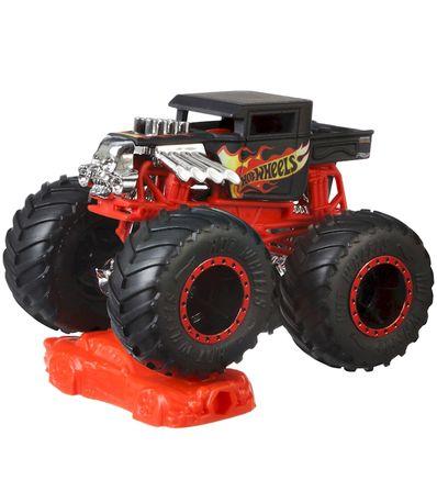 Hot-Wheels-Monster-Truck-1--64-Bone-Shaker