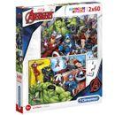 Los-Vengadores-Puzzle-2x60-Piezas