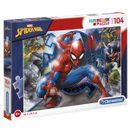 Spiderman-Puzzle-104-Piezas