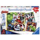 Los-Vengadores-Puzzle-3x49-Piezas