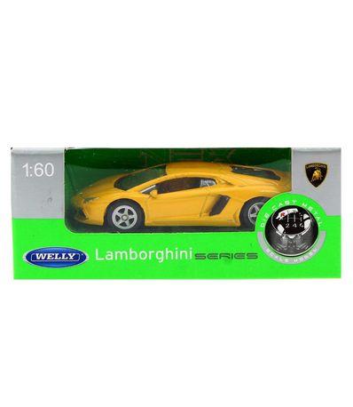Lamborghini Amarillo Vehiculo 1 60 Drimjuguetes