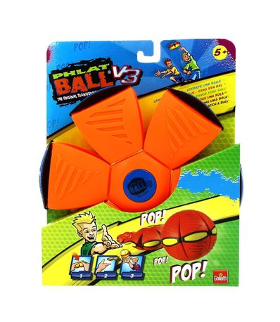 Phlat-Ball-Naranja