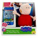 Peppa-Cochon-en-peluche-avec-tablette