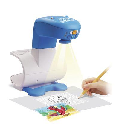 Smart-Sketcher-Proyector
