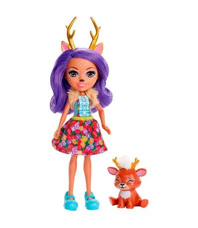 Enchantimals-Danessa-Deer-con-Sprint
