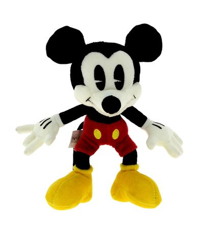 Mickey-Mouse-Peluche-Vintage-20-cm