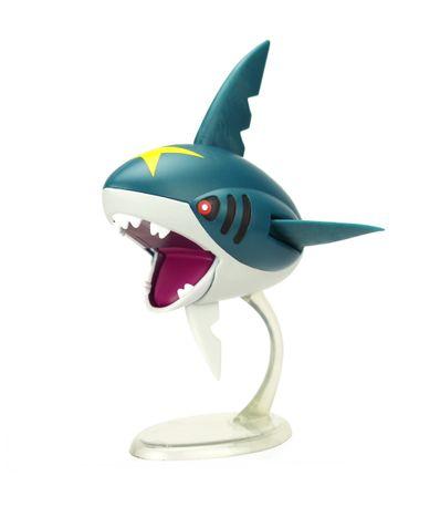 Figura-Pokemon-com-Mecanismo-Sharpedo