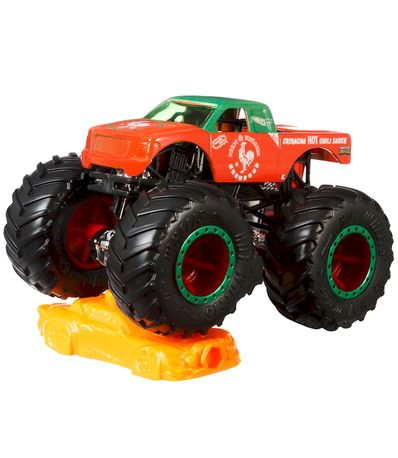 Hot-Wheels-Monster-Truck-1-64-Spiracha