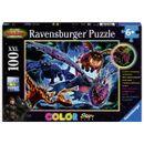 Dragones-3-Puzzle-Dragones-Luminosos-100-Piezas