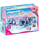 Playmobil-Magic-Sleigh-com-Casal-Real