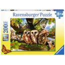 Puzzle-XXL-Nice-Owls-200-Pieces