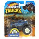 Hot-Wheels-Monster-Truck-1-64-Pied-Bleu
