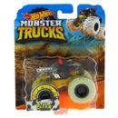Hot-Wheels-Monster-Truck-1-64-Steer-Clear-Horns
