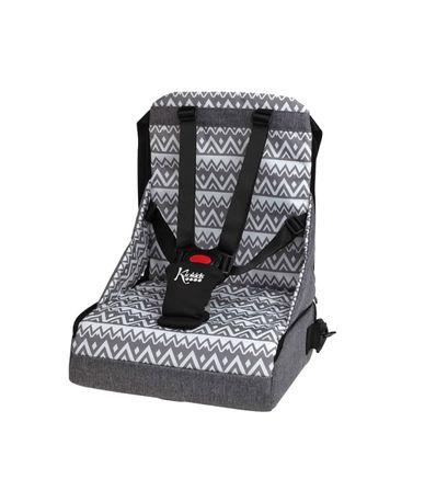 Chaise-haute-portable-Zig-Zag-Grey