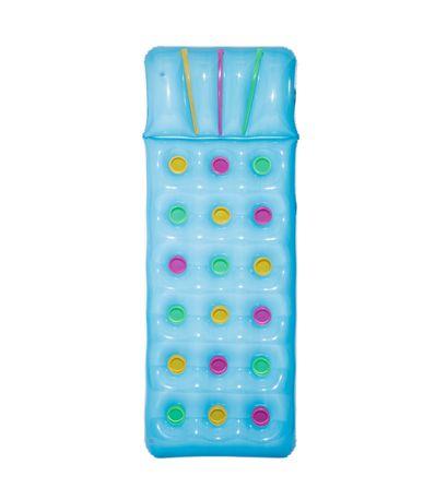 Colchoneta-Vasos-Azul