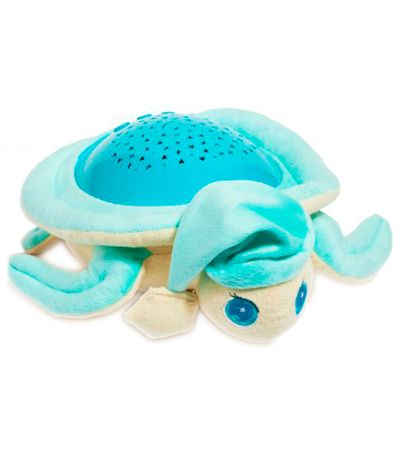 Tartaruga-azul-do-projetor-com-som