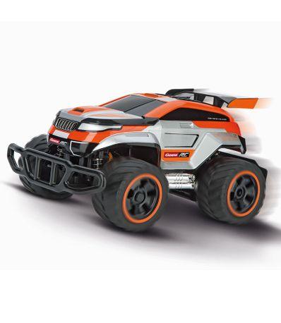 Voiture-RC-Orange-Breaker-Echelle-1-18