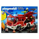 Playmobil-City-Action-Camion-de-Bomberos