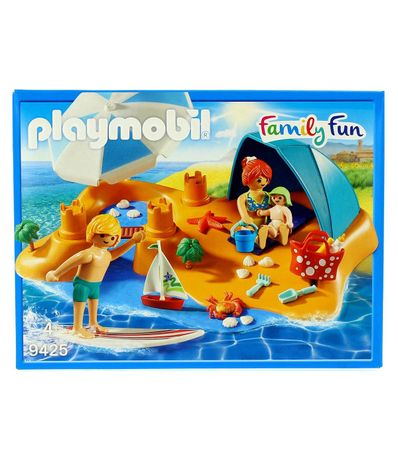 Playmobil-Family-Fun-Familia-en-la-Playa
