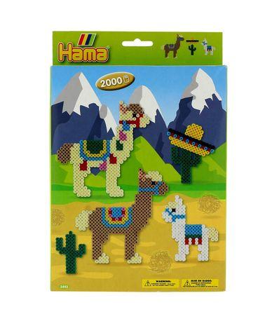 Caixa-Hama-Beads-Alpacas