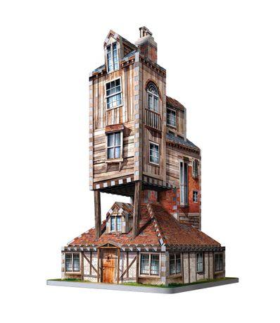 Harry-Potter-3D-Puzzle-Casa-dos-Weasley