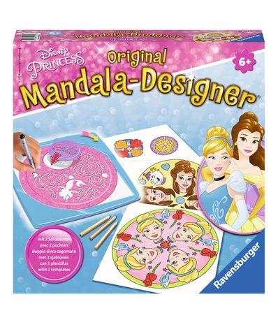Princesas-da-Disney-criam-mandalas