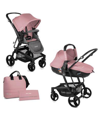 Duo-Quantum-Match-Solid-Pink