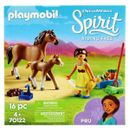 Playmobil-Spirit-Riding-Free-Pru-con-Caballos