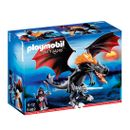 Playmobil-Dragon-Gigante-con-Fuego-Led