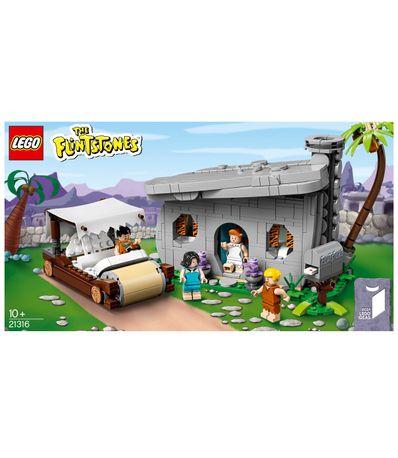 Lego-Ideas-los-Picapiedra
