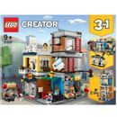 Lego-Creator-Tienda-de-Mascotas-y-Cafeteria