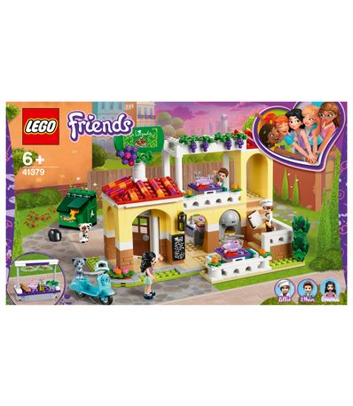 Lego-Friends-Restaurante-de-Heartlake-City