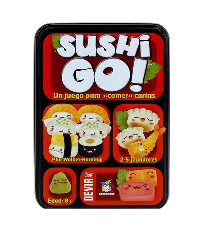 Juego-Sushi-go-
