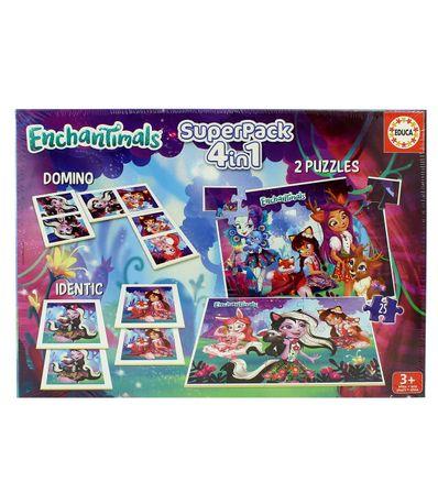 Superpack-Enchantimals-4-en-1