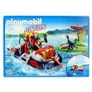 Playmobil-Action-Aerodeslizador-con-Motor