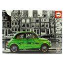 Puzzle-Coche-en-Amsterdam-1000-Piezas