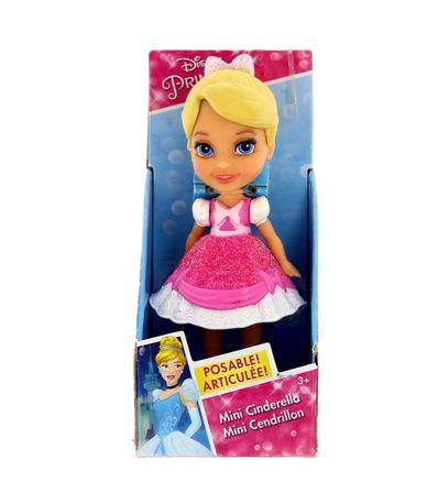 Princesas-Disney-Mini-Muñeca-Cenicienta-Rosa