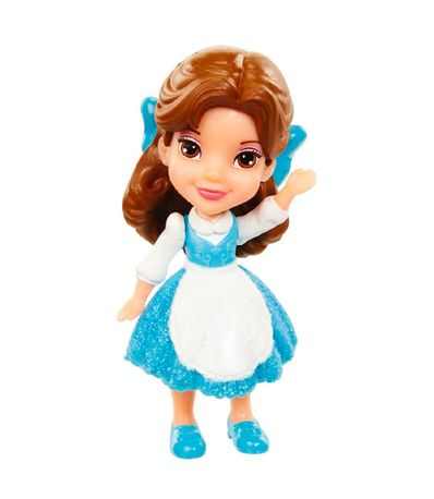 Disney-Princess-Mini-Boneca-Bella-Azul