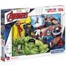 Los-Vengadores-Puzzle-104-Piezas