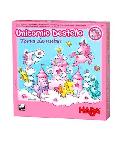 Juego-Unicornio-Destello-Torre-de-nubes