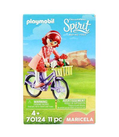 Playmobil-Spirit-Riding-Free-Maricela-con-Bici
