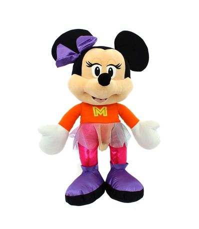 Minnie-Mouse-Plush-Moda-Laranja