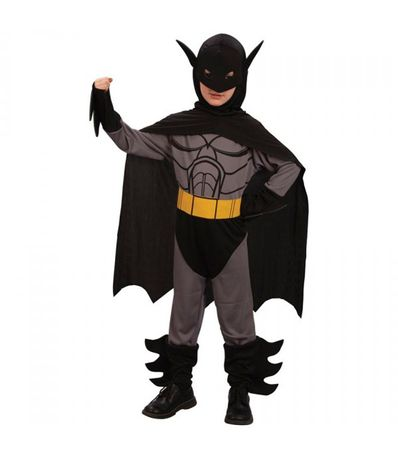 Bat-Hero-Costume-enfant-4-6-ans