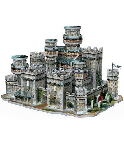 Jogo-dos-Tronos-3D-Puzzle-Winterfell
